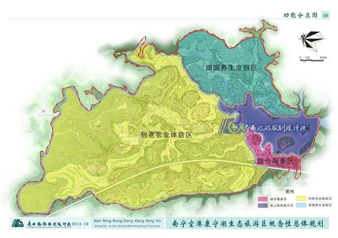 南宁辐射全国地图
